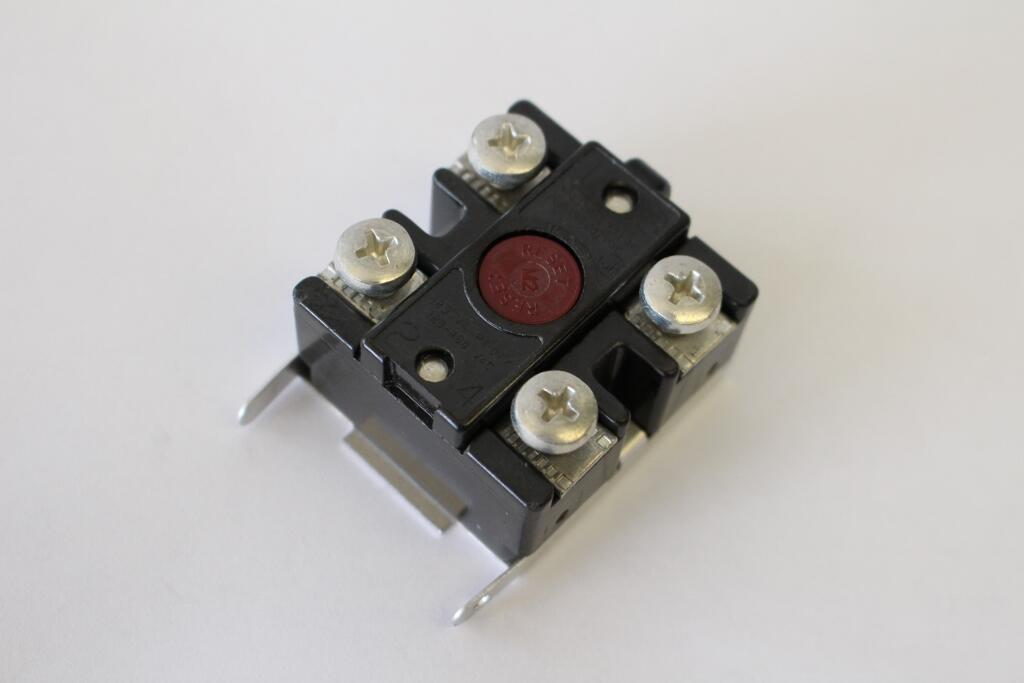 Switch thermo manual reset dpst. Fits all PWS, LifeMist, & Polar ...